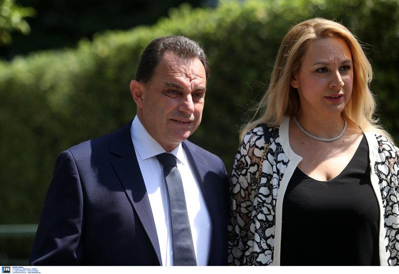 Ο υφυπουργός ψηφιακής διακυβέρνησης Γιώργος Γεωργαντάς
