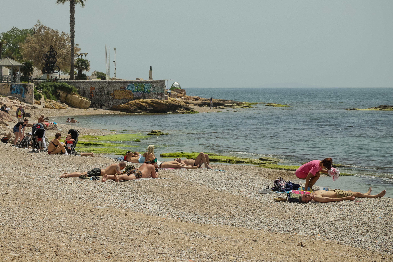 Πάσχα στην παραλία