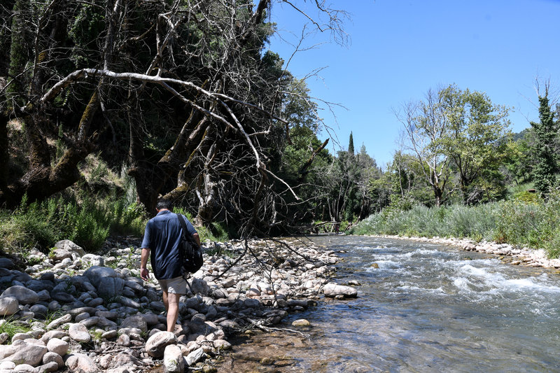ποταμι περιπατος
