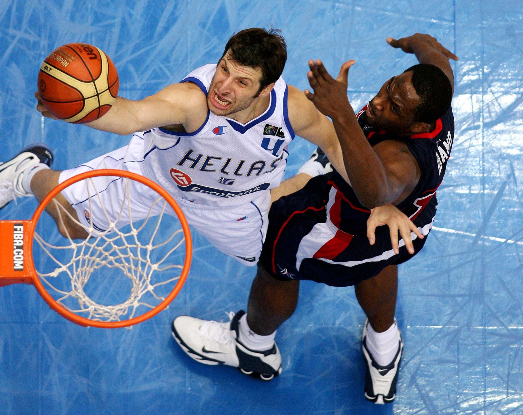 Μουντομπάσκετ Ελλάδα