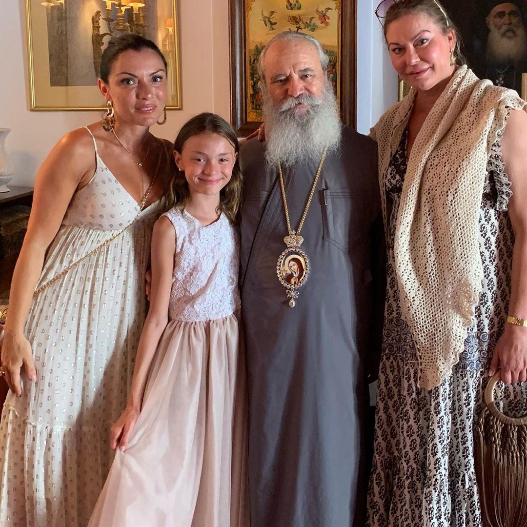 Αλεξάνδρα Πασχαλίδου, η κόρη της Μελίνα και η Μελίσσα Βαρδινογιάννη