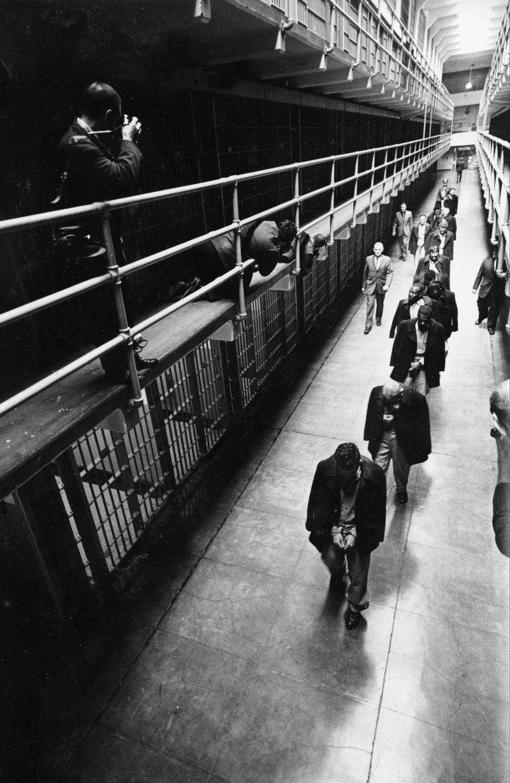 Η πτέρυγα των φυλακών του Αλκατράζ, όπου κρατείτο ο Αλ Καπόνε.