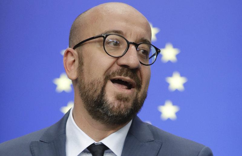 Ο πρωθυπουργός του Βελγίου Σαρλ Μισέλ θα διαδεχθεί τον Ντόναλντ Τουσκ στην προεδρία του Ευρωπαϊκού Συμβουλίου.