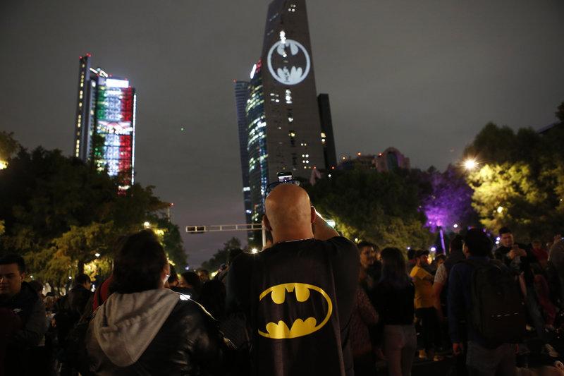 γιορτη batman
