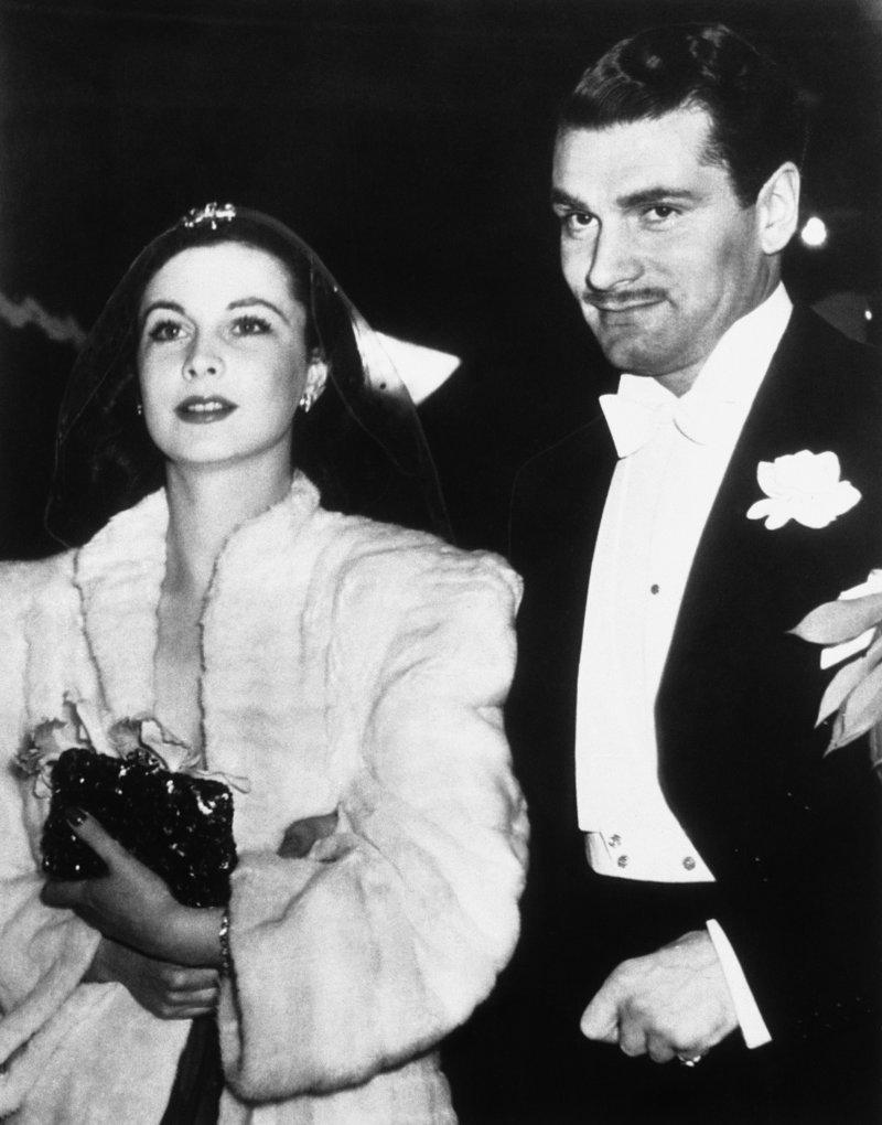 Η Βίβιαν Λι με τον Λόρενς Ολίβιε το 1940.