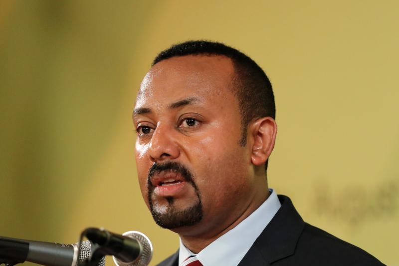Ο 43χρονος πρωθυπουργός της Αιθιοπίας, Αμπίι Αχμέντ.