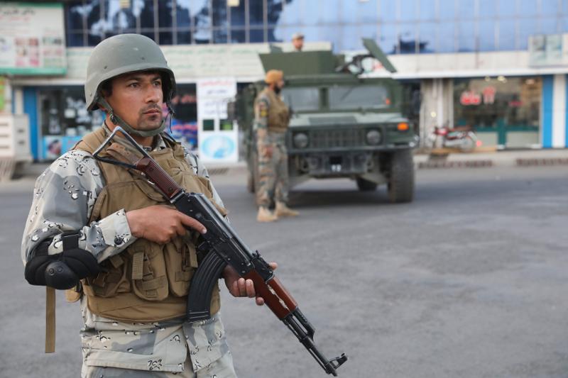 72.000 μέλη των δυνάμεων ασφαλείας του Αφγανιστάν επί ποδός για τις σημερινές προεδρικές εκλογές.