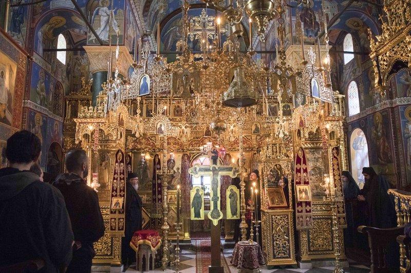 Η Ιερά Μονή Σίμωνος Πέτρα στο Αγιο Ορος