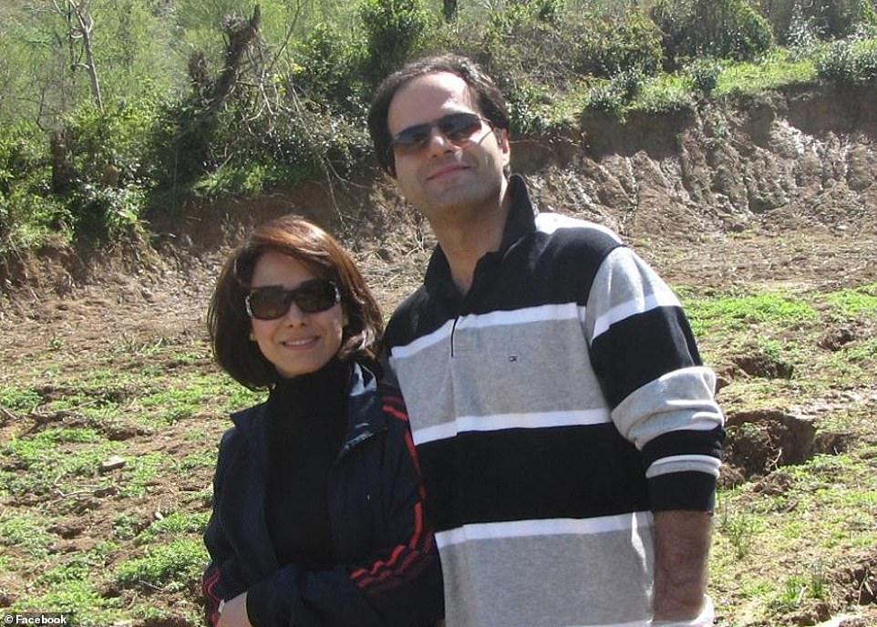 Όταν ο 38χρονος Μοχσέν Αχμαντιπούρ ευχήθηκε «καλό ταξίδι» στη γυναίκα του Ρόζα, δεν γνώριζε ότι ήταν η τελευταία φορά που την έβλεπε ζωντανή.