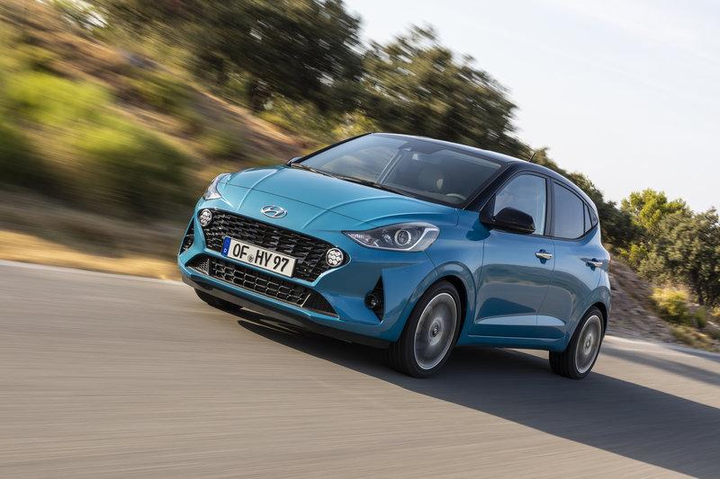 Mε την 3η γενιά του i10, η Hyundai στοχεύει στην κορυφή των μίνι μοντέλων.