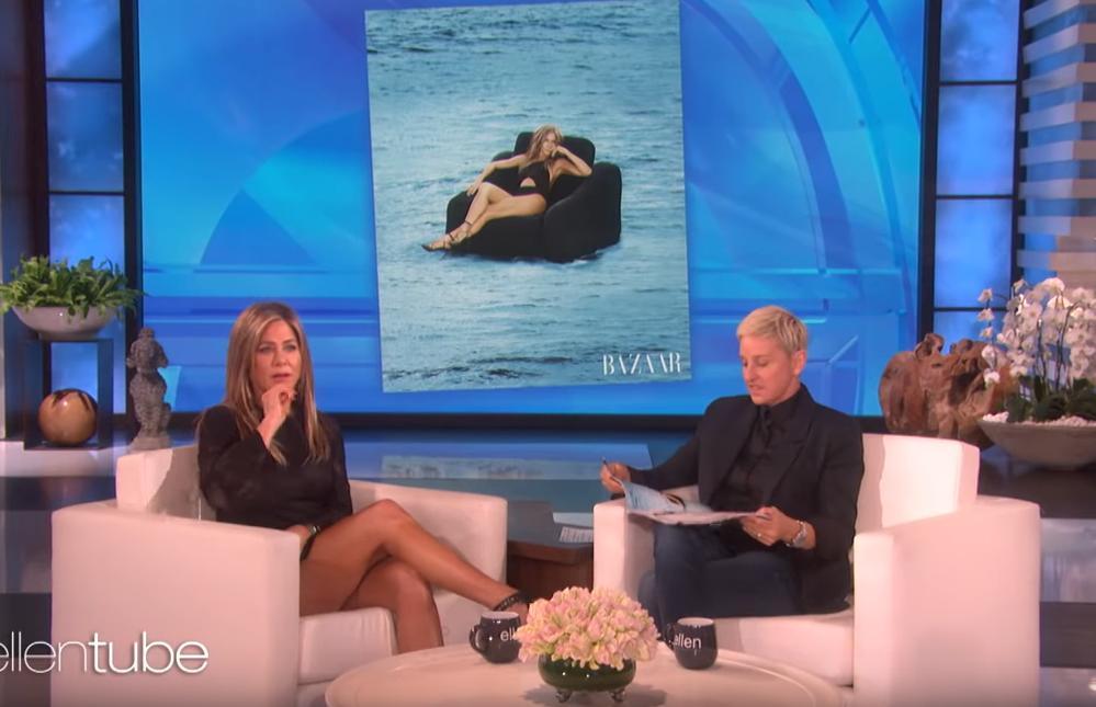 Η διάσημη ηθοποιός δήλωσε πως κανένας άνθρωπος δεν θα έπρεπε να ντρέπεται για το σώμα του
