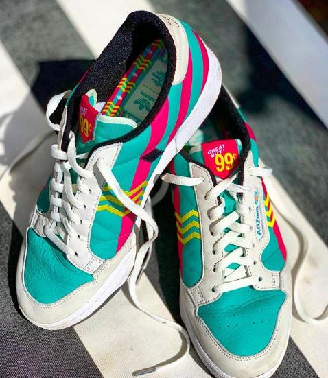 sneakers Adidas που κοστίζουν μόλις 1 δολάριο