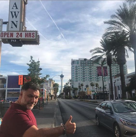 Στο ενεχυροδανειστήριο «Pawn Stars» στο Λας Βέγκας βρέθηκε ο Γρηγόρης Αρναούτογλου