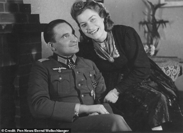 Arthur και Elizabeth Wollschlaeger