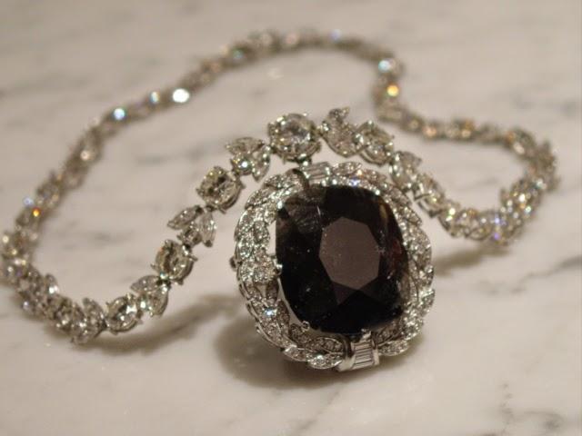 Το σπάνιο διαμάντι «Μαύρο Ορλόφ Μάτι του Βράχμα».