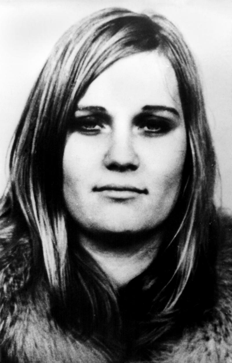 Μπριγκίτε Μονχάουπτ, «η πιο επικίνδυνη γυναίκα της Γερμανίας», όπως την αποκαλούσε τη δεκαετία του 1970 ο γερμανικός Τύπος.