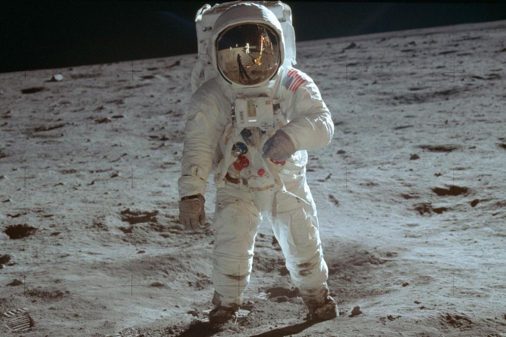 Ο Μπαζ Όλντριν ήταν ο δεύτερος άνθρωπος που πάτησε το πόδι του στη Σελήνη