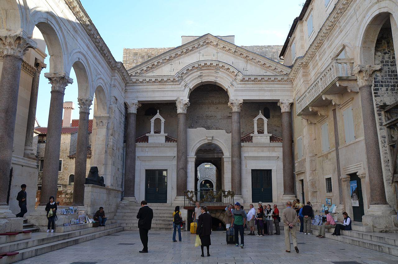 Παλάτι του Διοκλητιανού