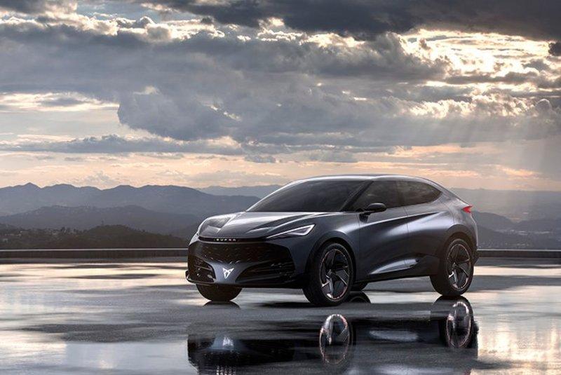 Το CUPRA Tavascan Concept είναι το πρώτο αυτοκίνητο που η CUPRA χρησιμοποιεί 100% ηλεκτρικό κινητήρα, με μηδενικές εκπομπές ρύπων