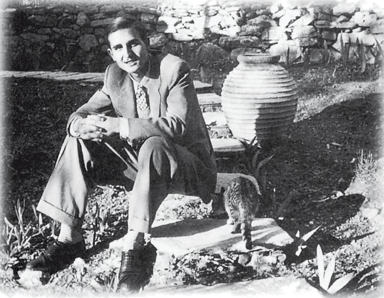 Εφυγε από τη ζωή ο σπουδαίος ποιητής Ντίνος Χριστιανόπουλος ...