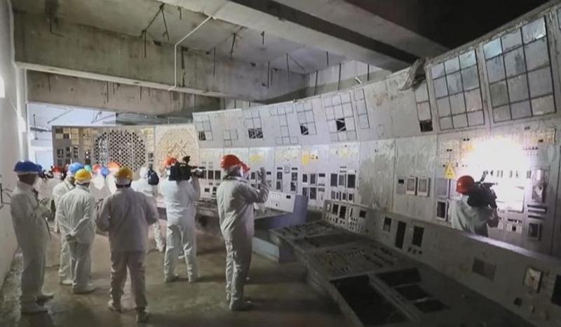 H επίσκεψη των τουριστών στην αίθουσα ελέγχου του Τσερνομπίλ θα διαρκεί μόλις 5 λεπτά.