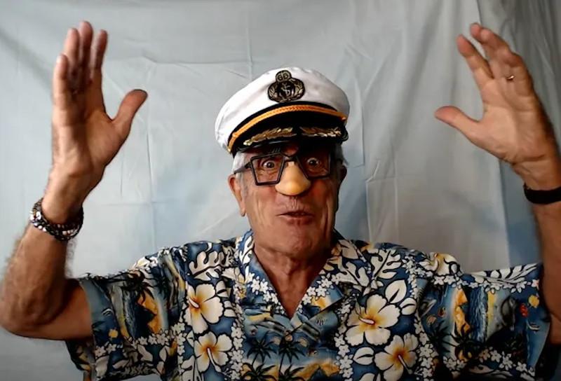 Ο 76χρονος Κριστιάν Σαλέρ