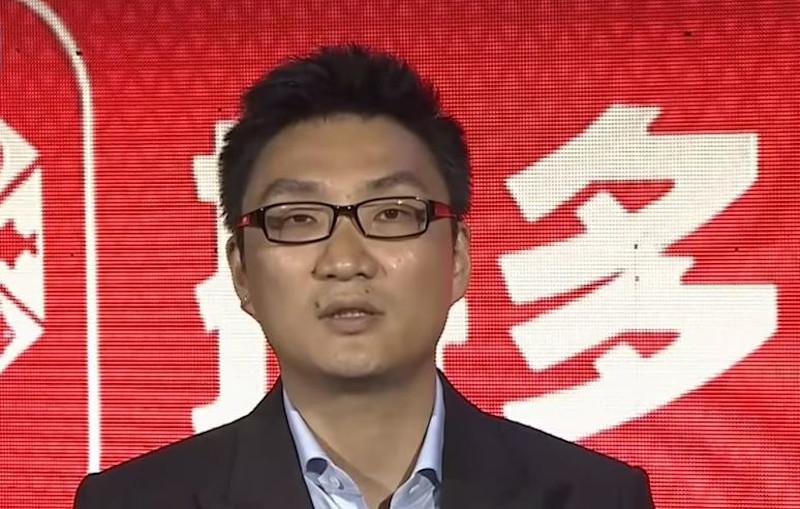 Ο ιδρυτής και CEO  της Pinduoduo, Κόλιν Χουάνγκ