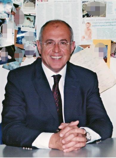 Ο Δρ. Ματθαίος Φραϊδάκης