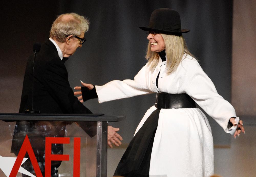 Η Νταϊάν Κίτον υπήρξε ζευγάρι με τον Γούντι Άλεν αλλά και τον Αλ Πατσίνο
