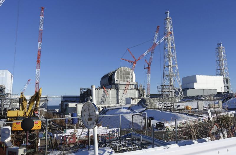 Το εργοστάσιο πυρηνικών της Φουκουσίμα