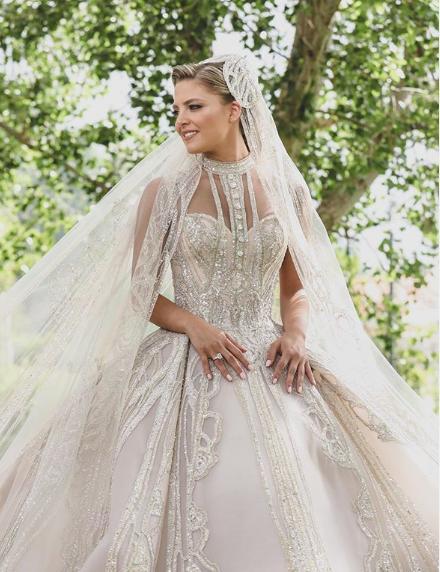 Η νύφη του Elie Saab