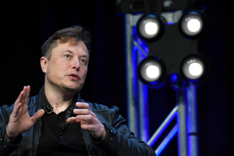 O ιδρυτής της SpaceX και της Tesla, Έλον Μασκ