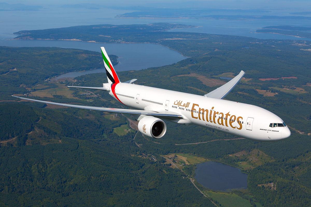 Αεροσκάφος της Emirates