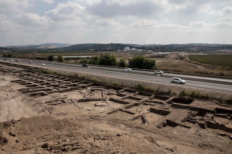 Η Εν Εσούρ ήταν η μεγαλύτερη πόλη της πρώιμης εποχής του Χαλκού στο σημερινό βόρειο Ισραήλ.