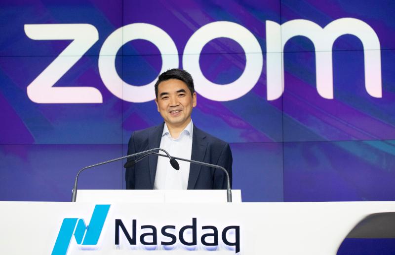 Ο Κινεζο-αμερικανός επιχειρηματίας Έρικ Γιουάν