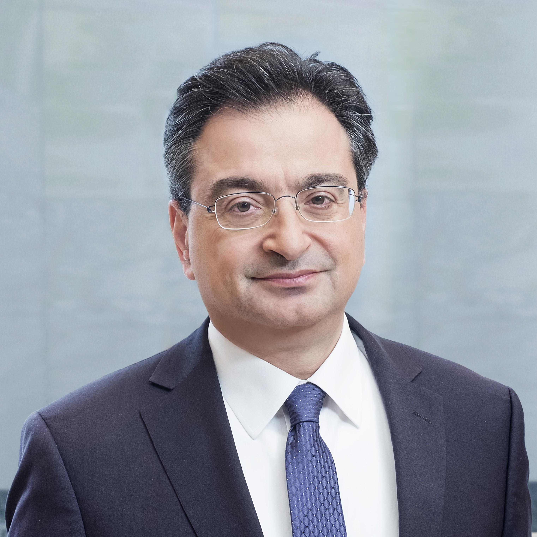 Ο Διευθύνων Σύμβουλος της Eurobank, κ. Φωκίων Καραβίας