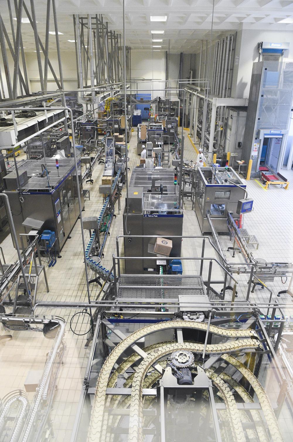 Το εργοστάσιο της ΝΟΥΝΟΥ
