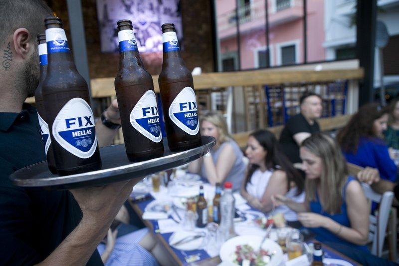 Δίσκος με μπύρες FIX