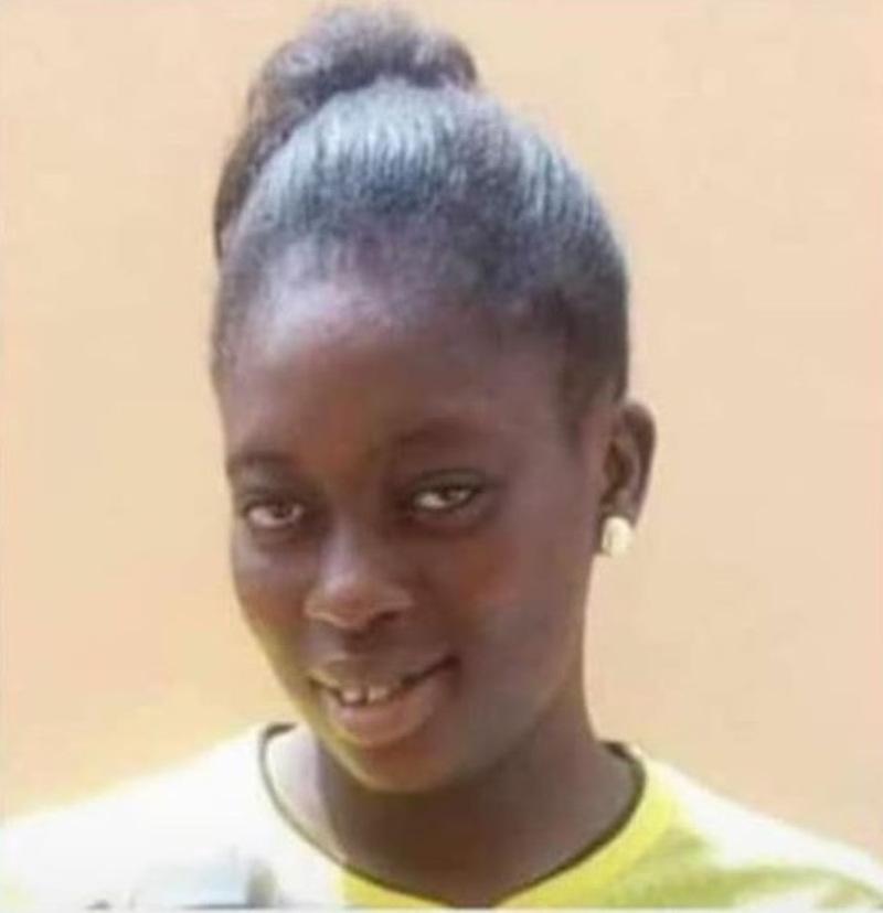 Το θύμα του στυγερού εγκλήματος, η 22χρονη  Favour Daley-Oladele.