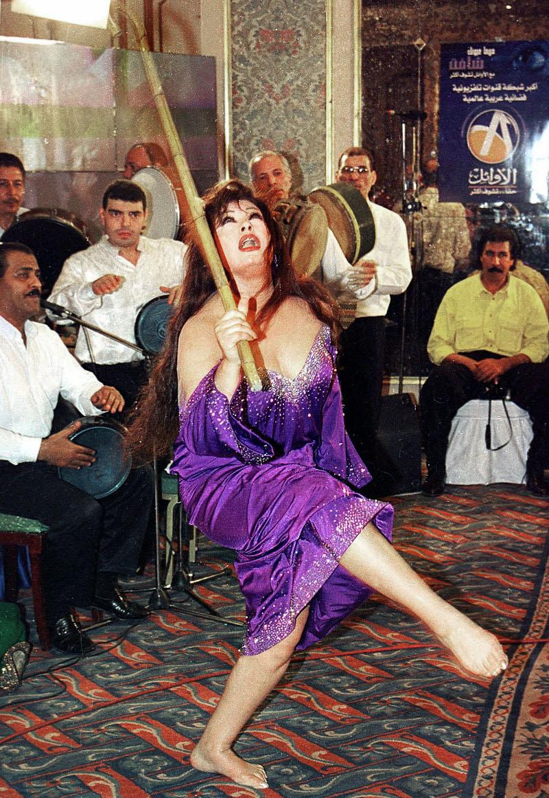Η Φίφι Αμπντού, άλλη μια χορεύτρια της κοιλιάς που άφησε εποχή στην Αίγυπτο.