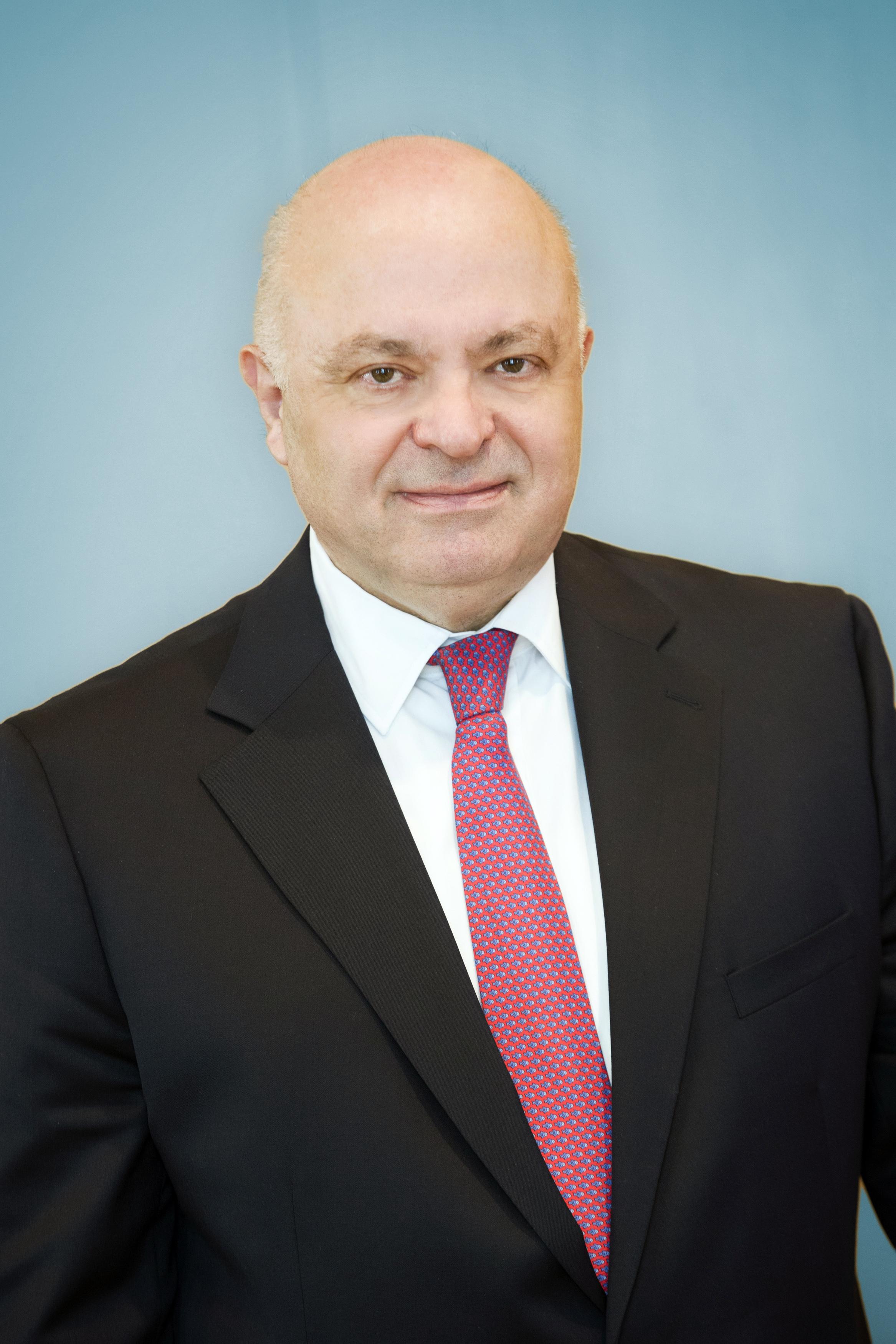 Ο Πρόεδρος του Διοικητικού Συμβουλίου της Eurobank, κ. Γιώργος Ζανιάς