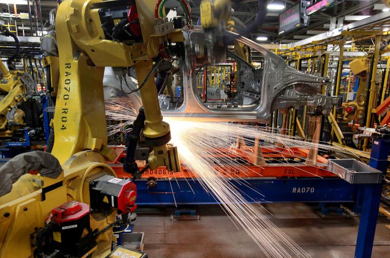 Και η General Motors έχει ριχθεί στη μάχη για την κατασκευή αναπνευστήρων για τις ΜΕΘ