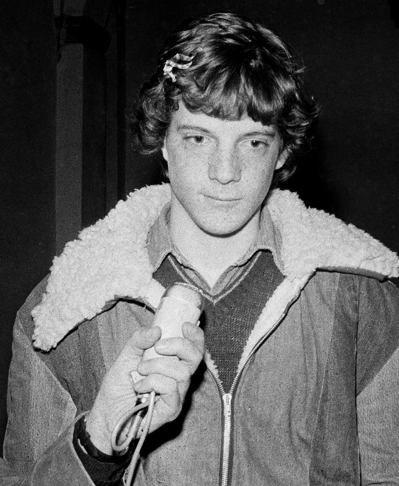 Ο εγγονός του κροίσου, Ζαν Πολ Γκετί Γ΄ τον Ιανουάριο του 1974, λίγους μήνες μετά την απαγωγή του