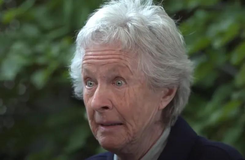 Η 79χρονη Καναδέζα Γκισλέν Λανκτό