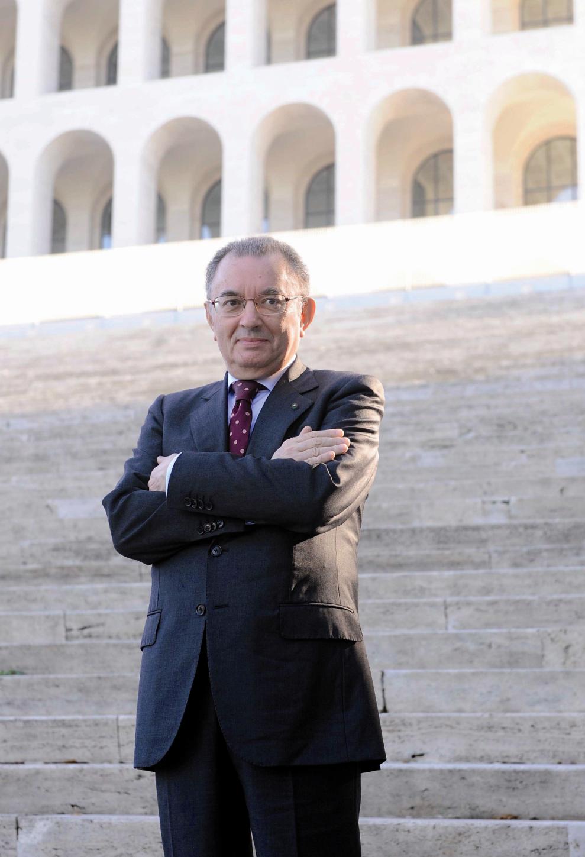 Ο Dottore Giorgio Squinzi