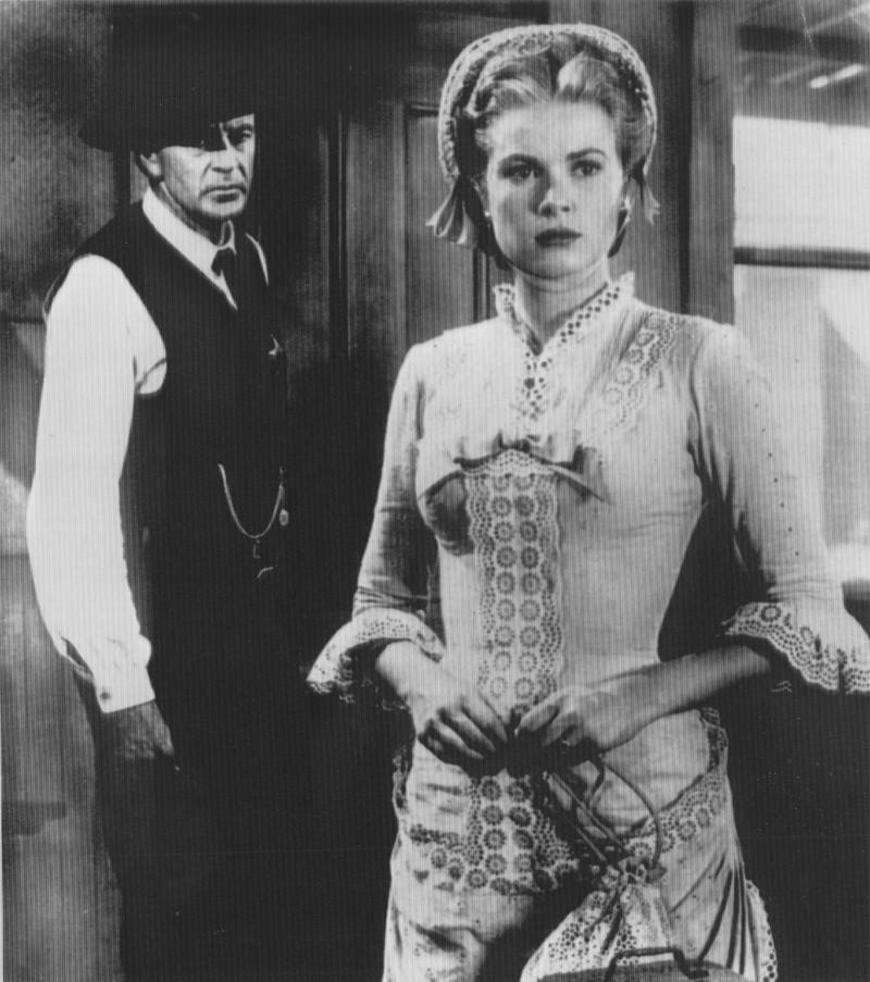 Η Γκρέις Κέλι με τον Γκάρι Κούπερ