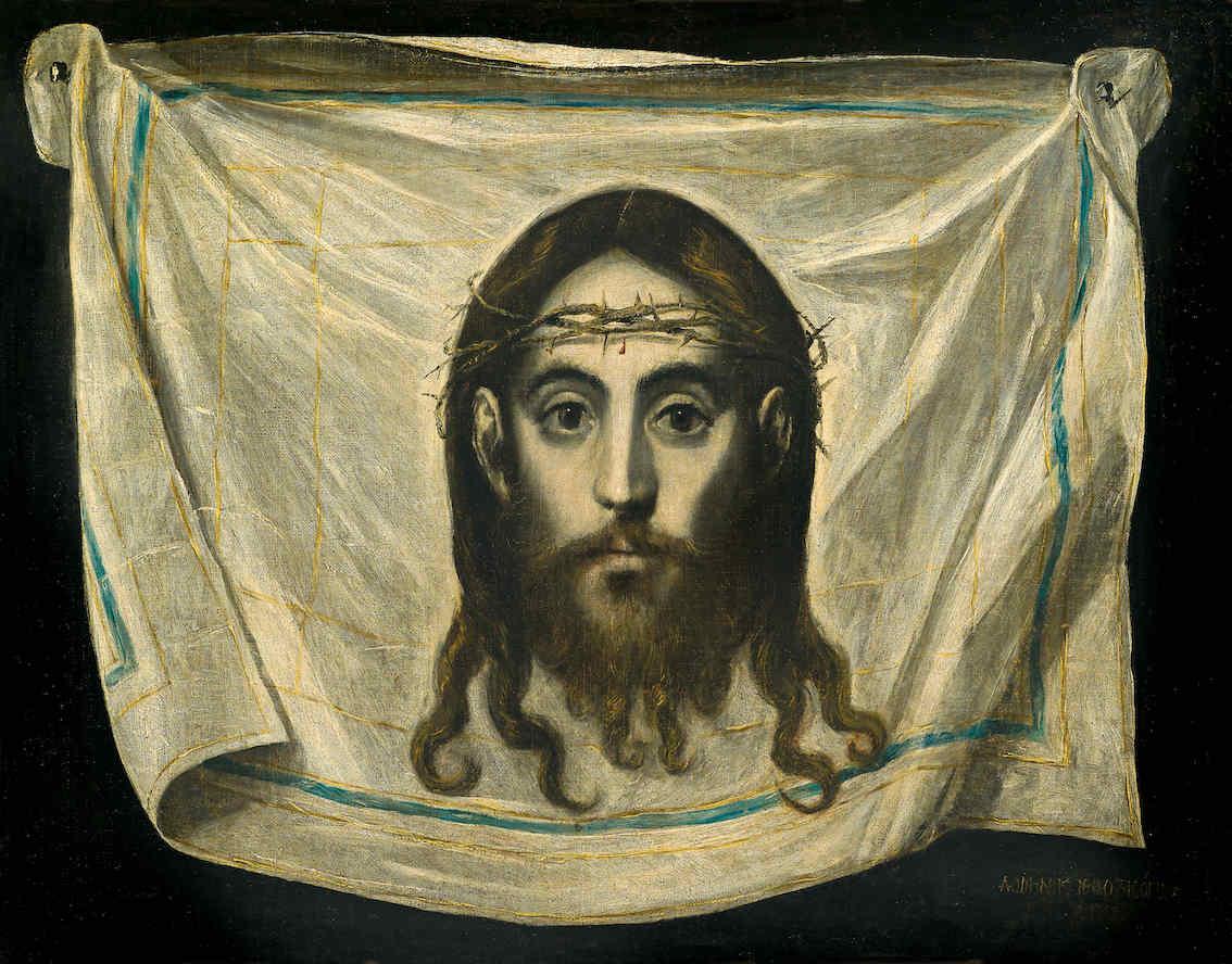 προσωπο Ιησού