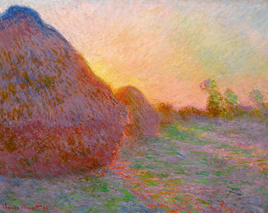 Ηλιοβασίλεμα ζωγραφική