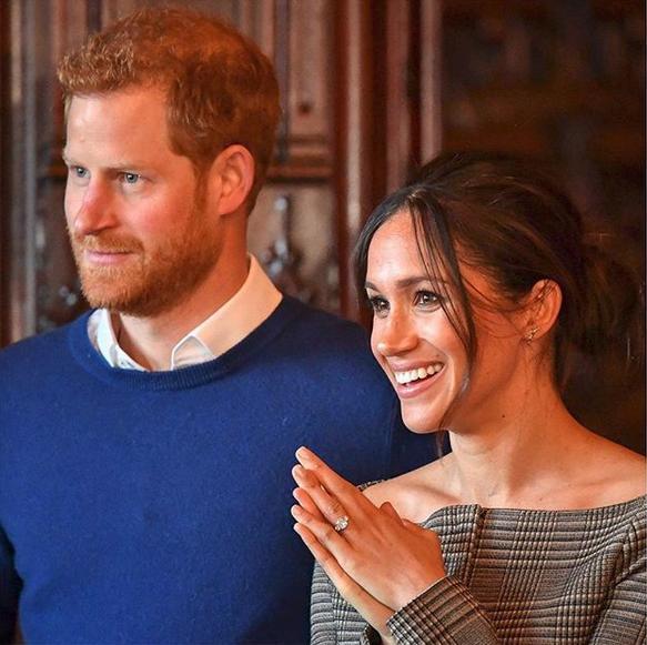Ο πρίγκιπας Χάρι και η Μέγκαν Μαρκλ ανακοίνωσα πως η βάφτιση του γιου τους θα γίνει το ερχόμενο Σάββατο σε μια μικρή και ιδιωτική τελετή