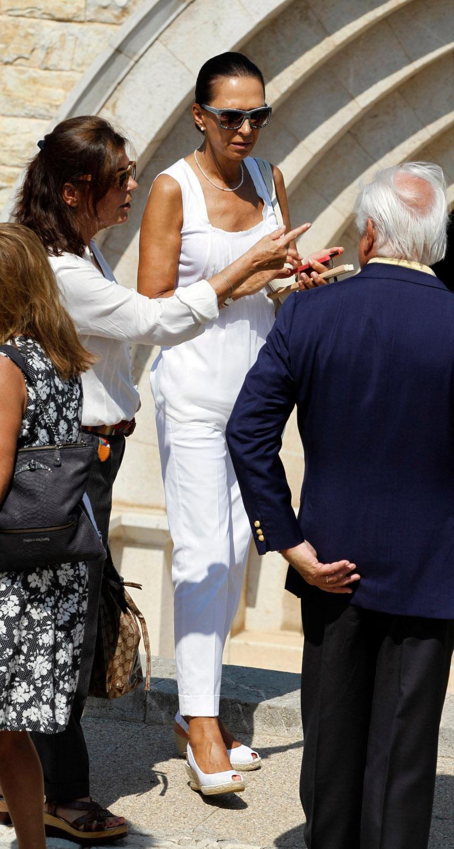 η ερωμένη του πρώην βασιλιά της Ισπανίας, Χουάν Κάρλος, είναι η Μάρτα Γκάγια